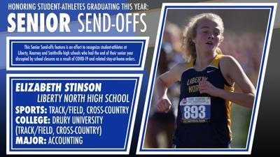 Senior Send-offs: Elizabeth Stinson, Liberty North