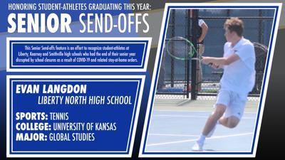 Senior Send-offs: Evan Langdon, Liberty North
