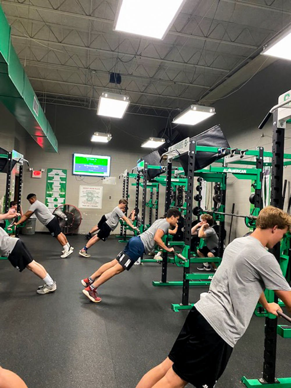 High school sports start summer workouts with social distancing