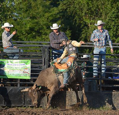 Kearney bull ride July 26-27