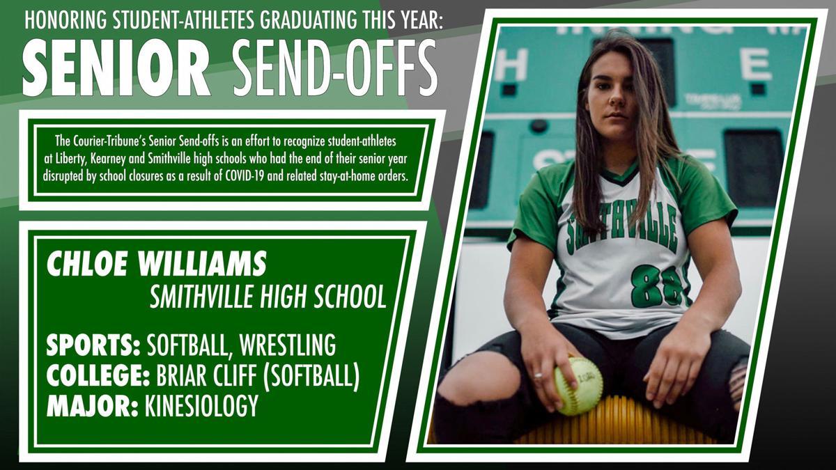 Senior Send-offs: Chloe Williams, Smithville