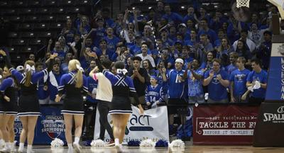 State basketball tournament limiting number of spectators