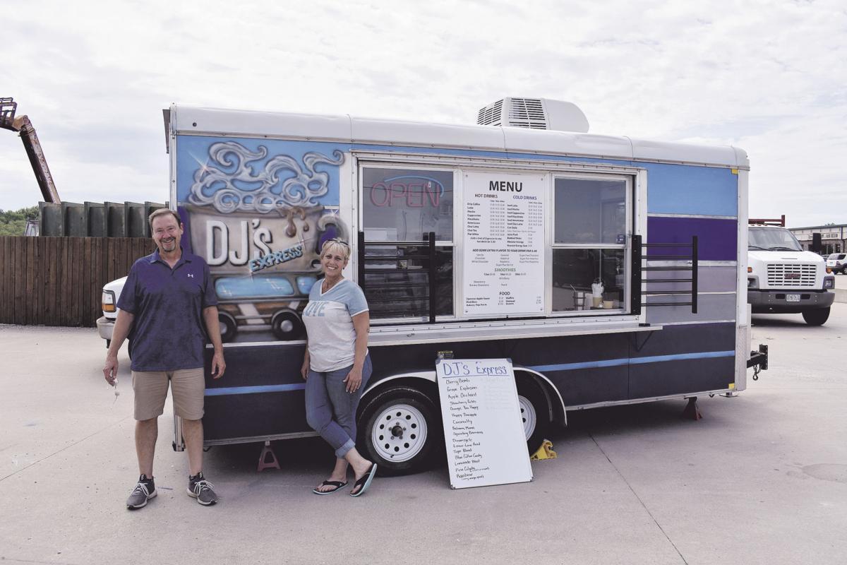 DJ's Express Coffee gains speedy success in Smithville