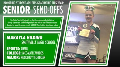 Senior Send-offs: Makayla Hilding, Smithville