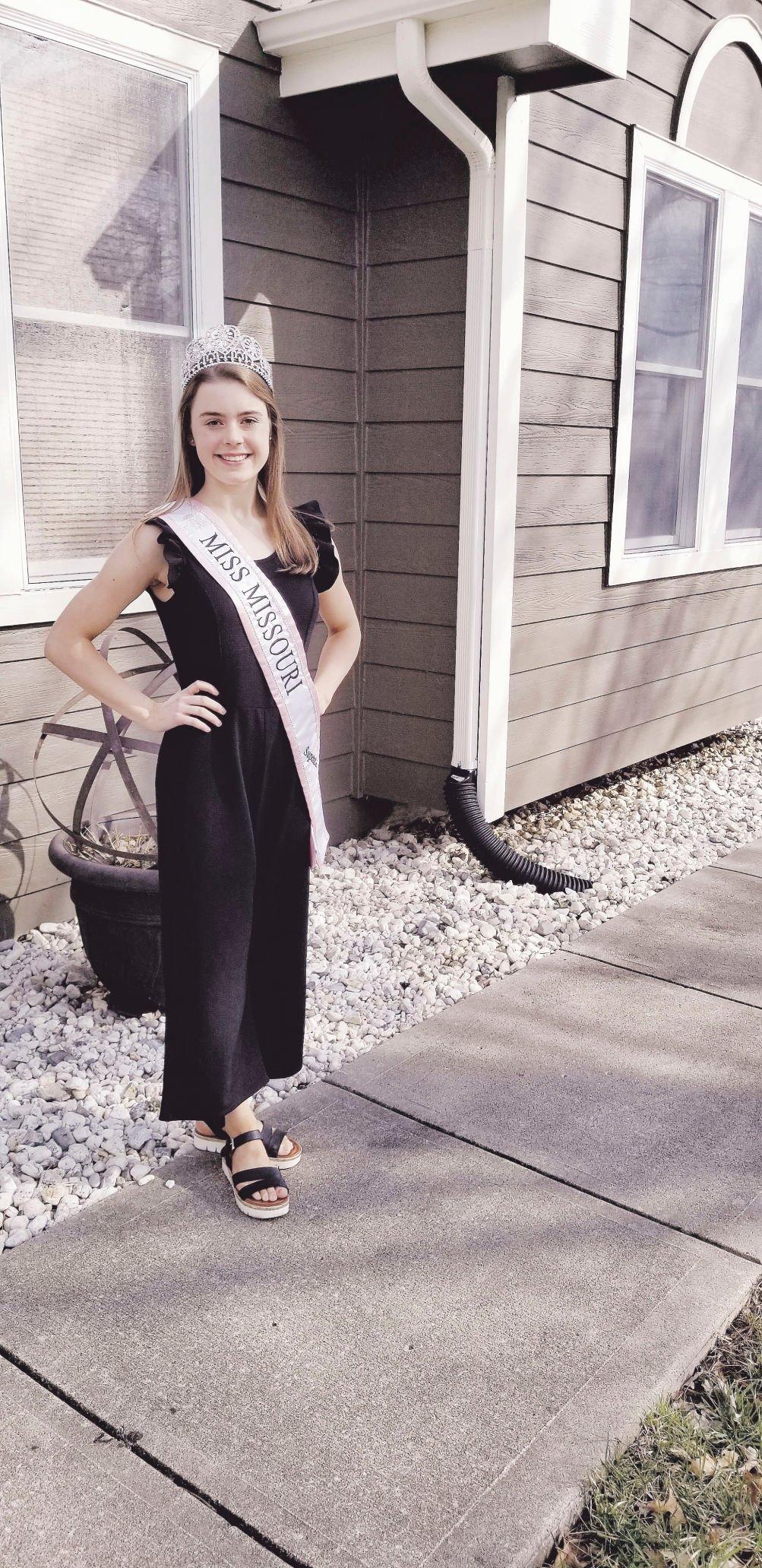 Miss Missouri Superstar rules from Smithville