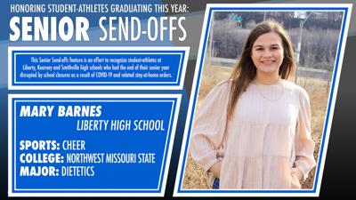 Senior Send-offs: Mary Barnes, Liberty