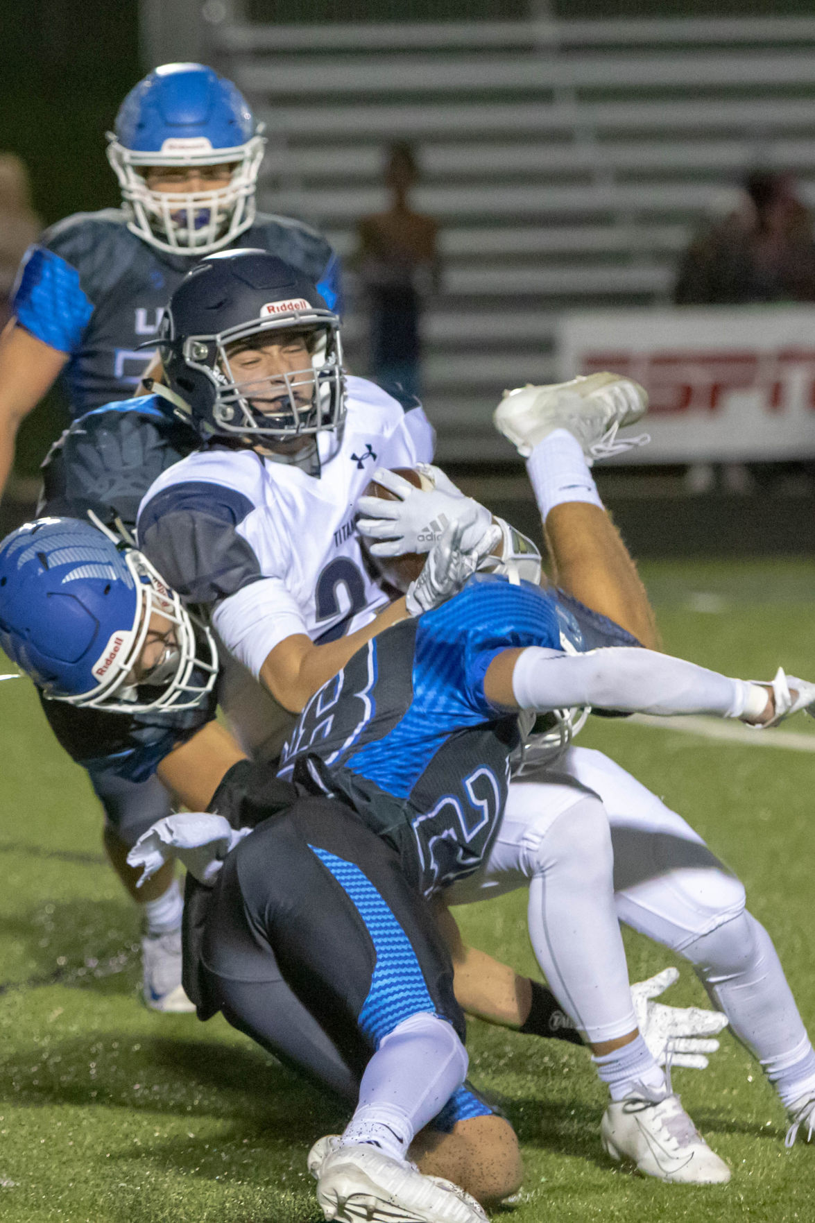 Kaden Rottjakob hits game-winning FG in double OT to lift Liberty over Lee's Summit West