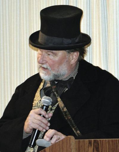 Area superintendent, historian passes