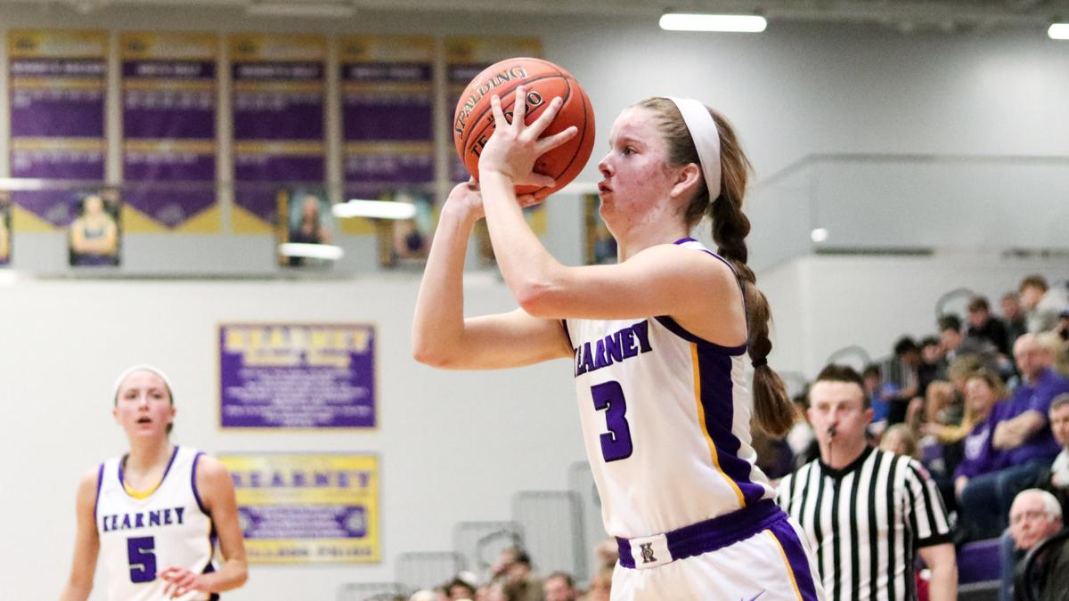 District Basketball: Kearney Girls