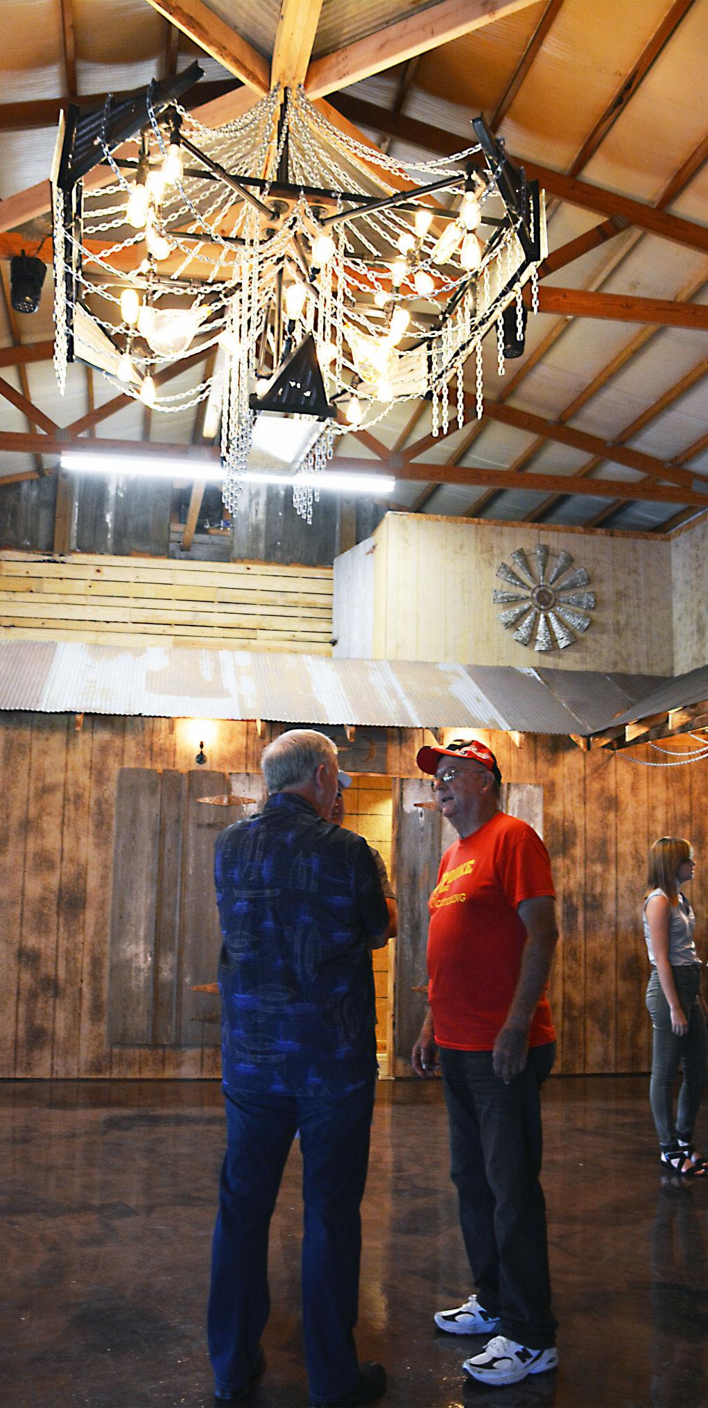 Updike barn offers event space in Kearney area