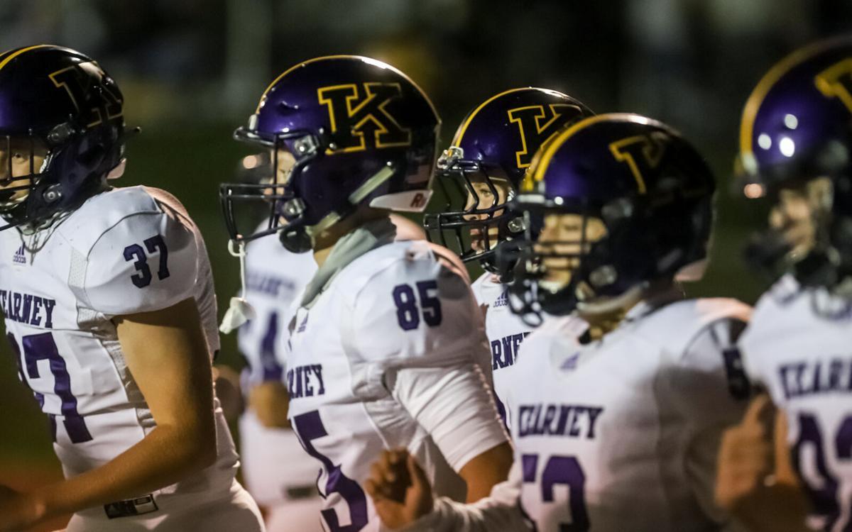 Smithville vs. Kearney football game