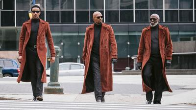 MOVIE REVIEW: This Shaft movie is a bad ... shut your mouth