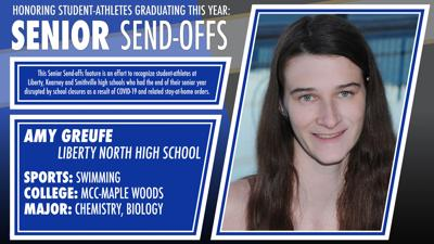 Senior Send-offs: Amy Greufe, Liberty North