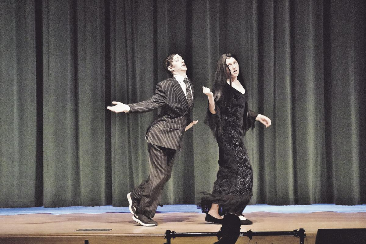 Addams Family values land in Smithville