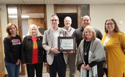 Kearney receives public health award