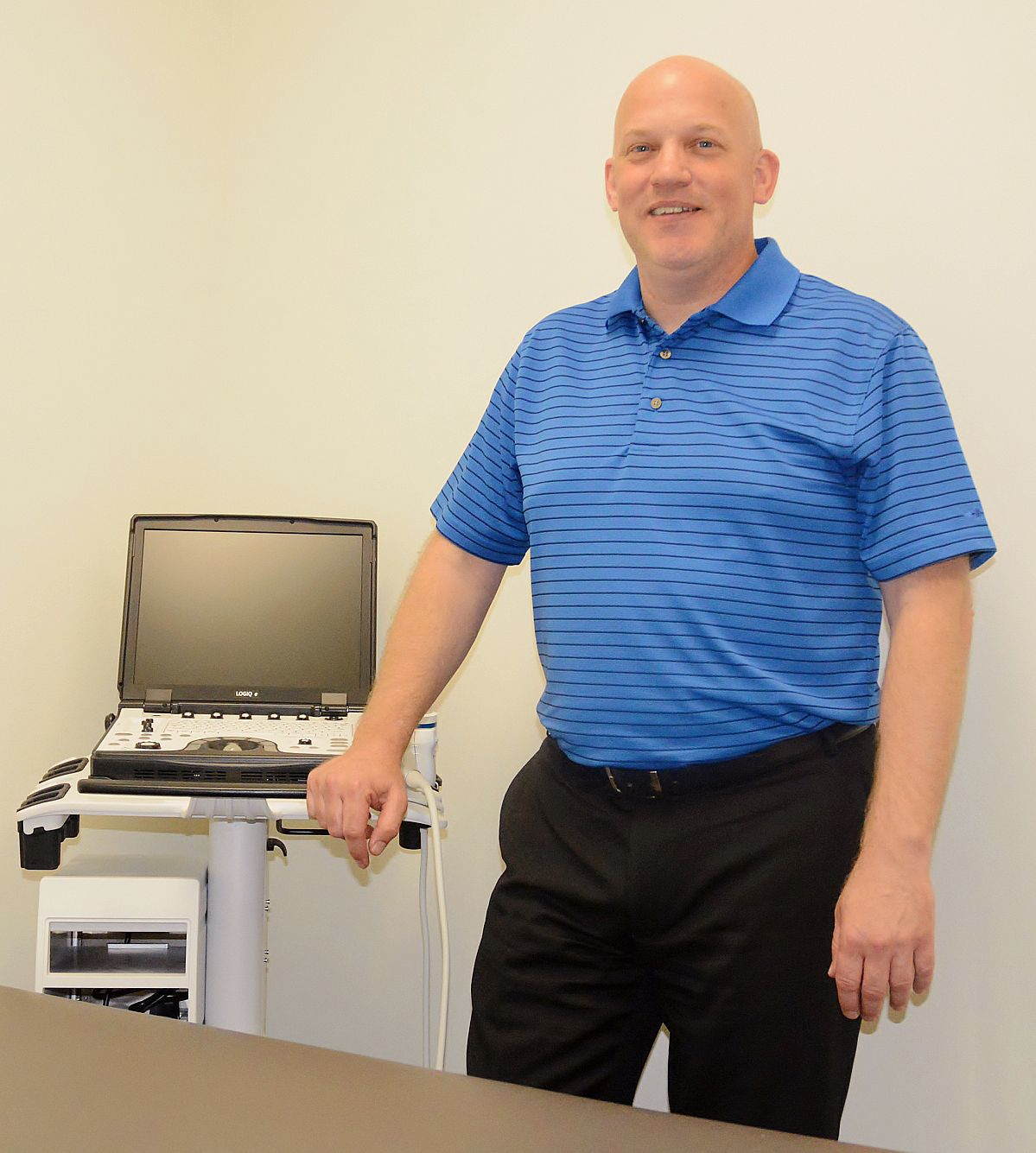 Affinity Sports Medicine Doctor Works On Helping People Of All Ages