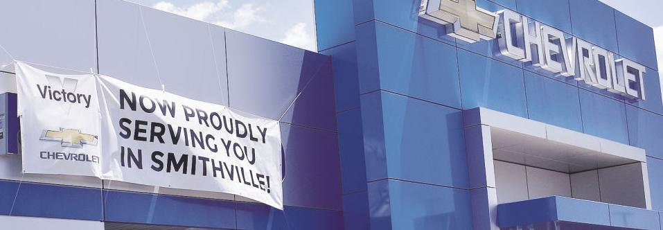 Smithville Staple Kindred Chevrolet Becomes Victory