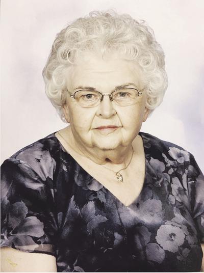 Helen Garey Webb