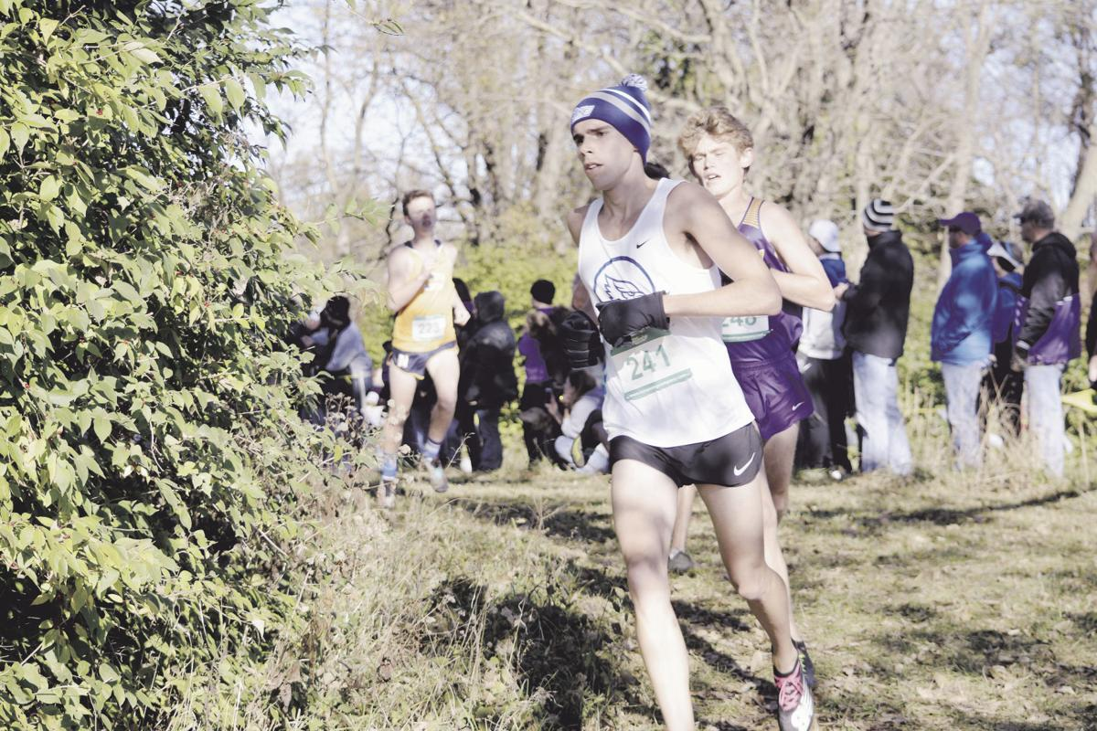 Liberty qualifies both cross country teams for state