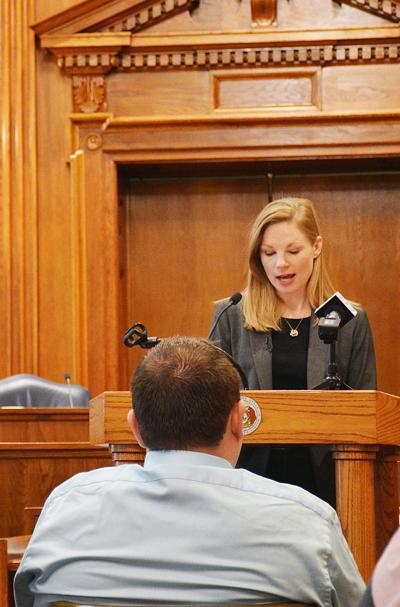 Judge takes no action on county's request in audit case