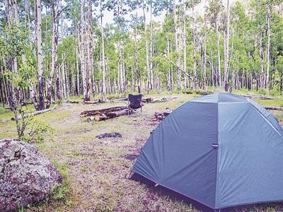 Army Corps of Engineers extends campsite closure through May