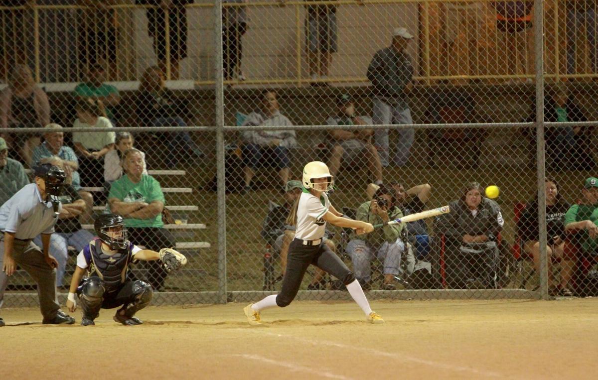 Kearney softball vs Smithville