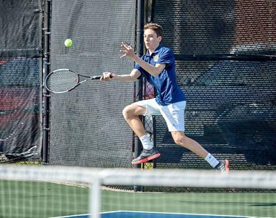 Liberty North tennis returns 5 of 6 varsity players