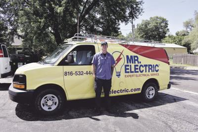 Electrician enjoys small-town vibe of Smithville