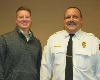 Liberty fire chief, IT director appointed by council