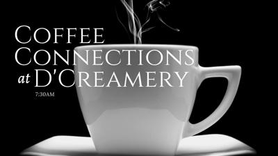 Networking breakfast at D'Creamery July 20