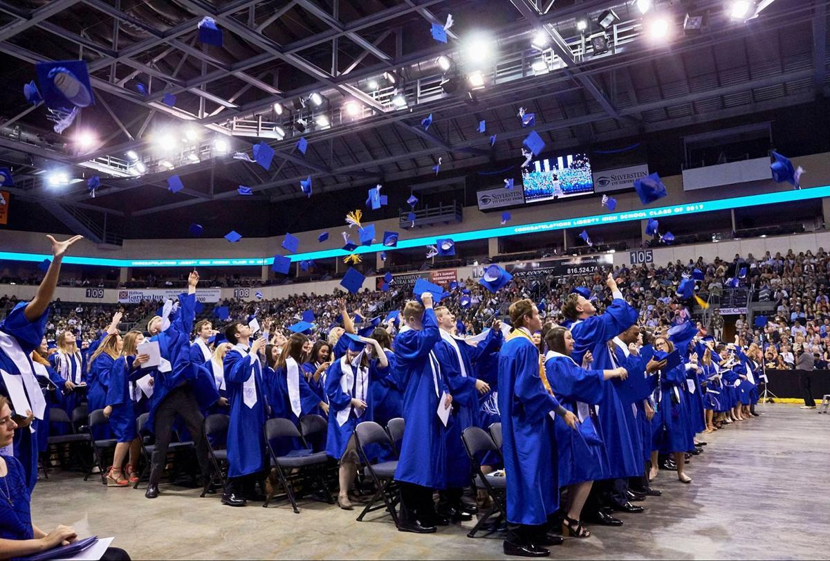 2017 Liberty High graduation