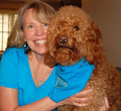 First-time blogger named finalist for pet award