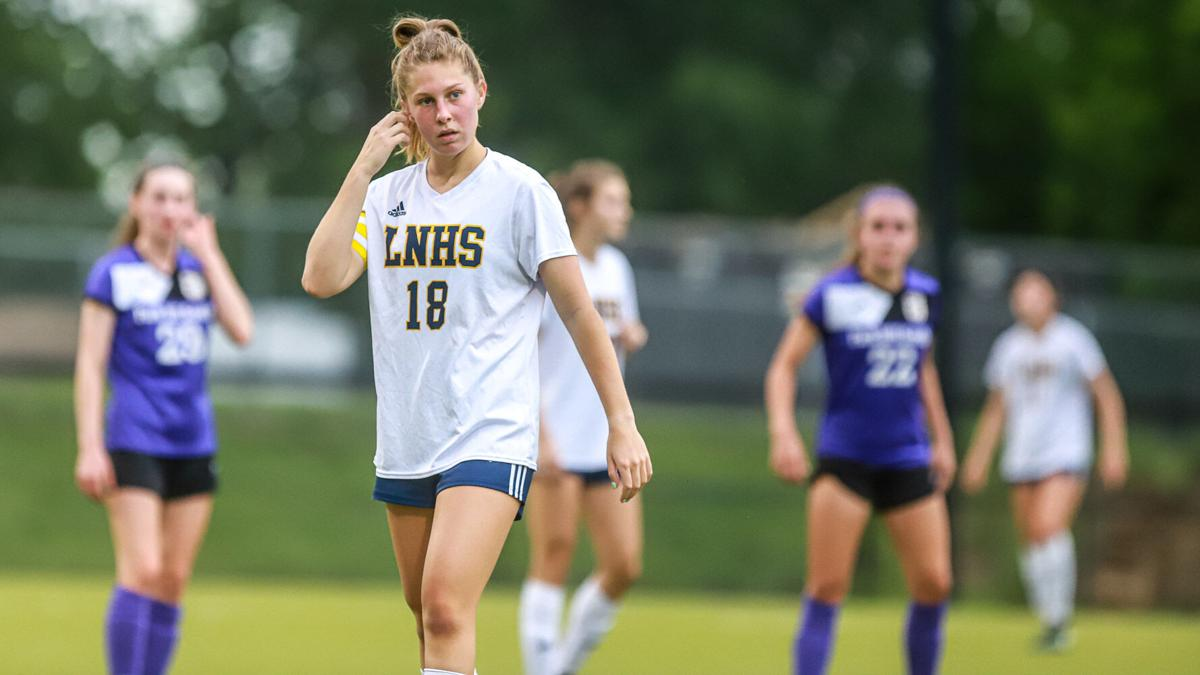 Liberty North girls soccer against Park Hill South in district finals.jpg