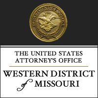 United States Attorney for the Western District of Missouri's Office logo