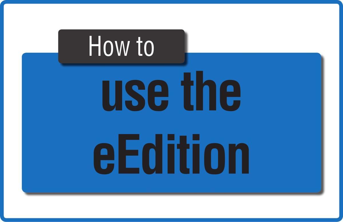 TIP SHEET: eEdition