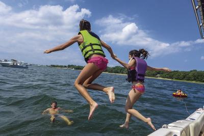 Swim safe this summer