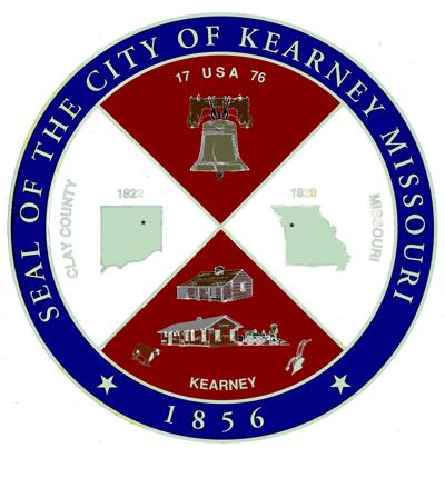 Kearney city seal