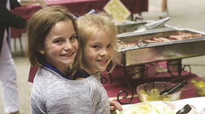DONNA'S DAY: Cooperative activities for kids and families