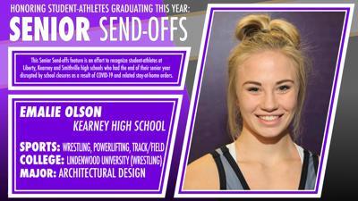 Senior Send-offs: Emalie Olson, Kearney
