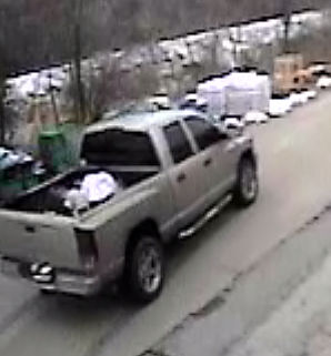 Kearney police looking for woman from surveillance footage