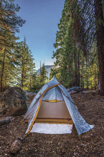 Experts offer camping tips for beginners