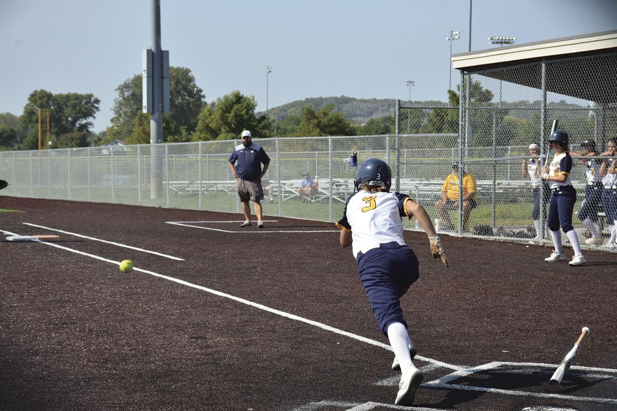 Liberty softball rattles off 5-0 record in September Slam