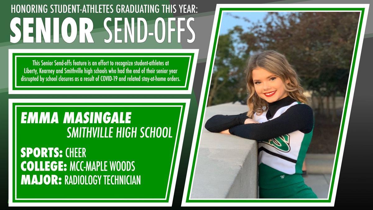 Senior Send-offs: Emma Masingale, Smithville