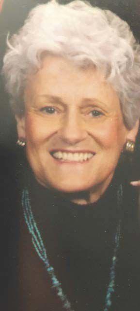 Ann Grandchamp Gustafson