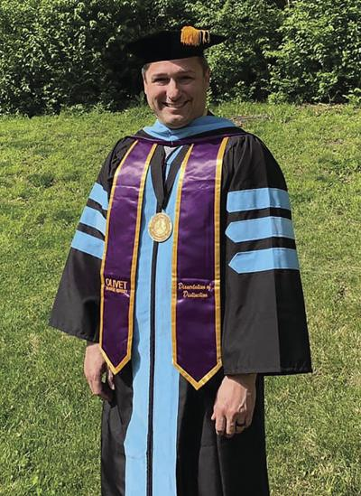 Liberty man hopes 5th time charm to walk in graduation ceremony