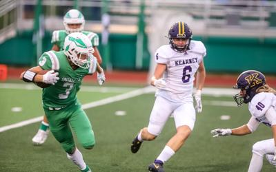 Smithville dominates in second half of 28-10 win over Kearney