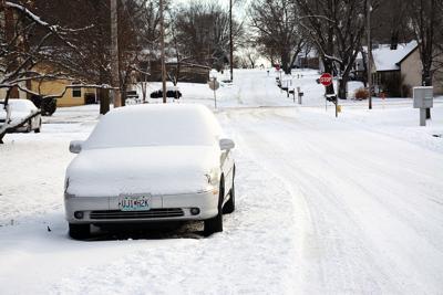 Kearney in winter