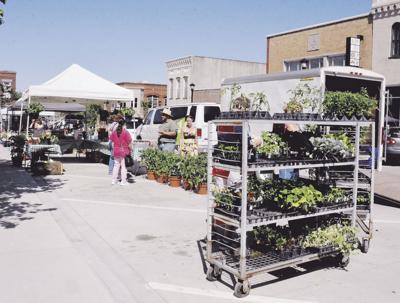 Historic Downtown Liberty Farmers Market opens Saturday