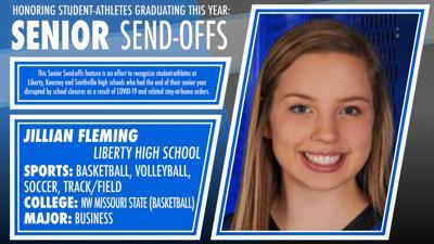Senior Send-offs: Jillian Fleming, Liberty