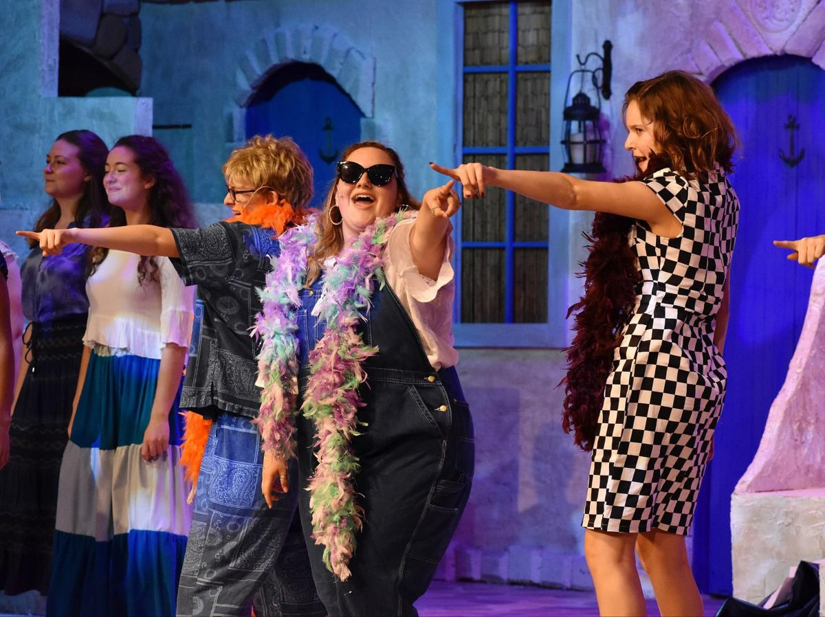 'Mamma Mia!' comes to Liberty High School